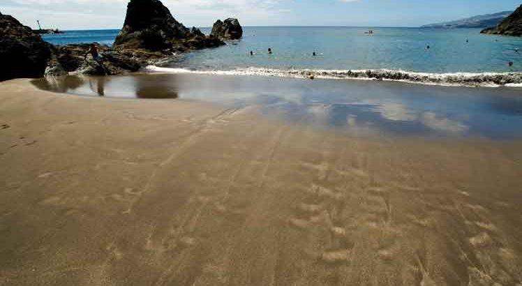 Stranden Madeira